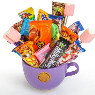 Букет из шоколада, Шоколадный букет, Подарок из шоколада, шоколадный набор, Купить с доставкой по Москве букет из шоколада для ребёнка, Подарки Москва, преферито, Купить шоколадки с доставкой