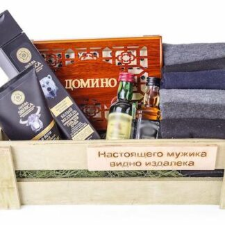 подарок для мужчины, подарочный набор для мужчины, 23 февраля купить подарок с доставкой по Москве, корпоративные подарки, подарок ввиде ящика, 23 февраля