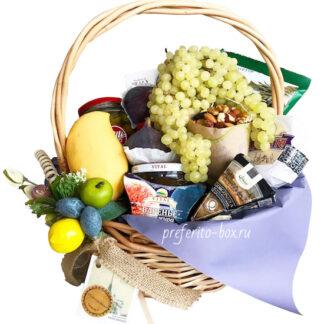 азбука вкуса, преферито, подарки в москве, preferito, подарок, доставка подарков, сюрприз, праздник, продукты