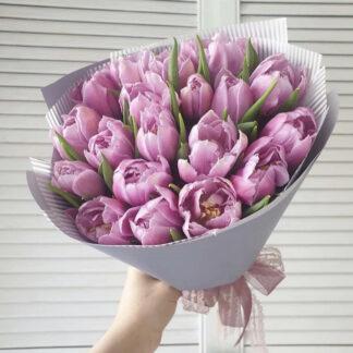 Букет из тюльпанов, букет на 8 марта