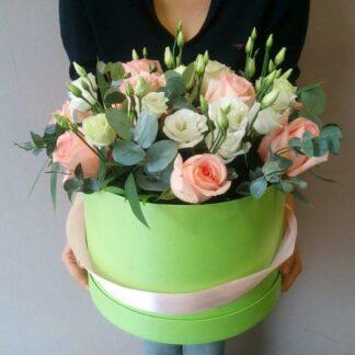 """Цветы в коробке """"Эдем"""""""