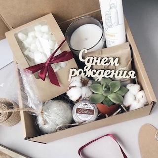 Подарочный набор на день рождения, подарочные наборы по низким ценам купить в Москве, заказать корпоративные подарки для женщин до 2500, Подарки для женщин Москва, Подарочные наборы Москва, Подарки к 8 марта, подарок для женщины, подарок для коллеги, 8 марта, для женщины, Наборы с чаем Москва