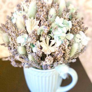 Букет из сухоцветов, букет из лаванды купить, Сухие цветы, Преферито, крымская лаванда