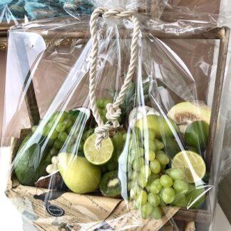 Фруктовый ящик, ящик с фруктами, букет из фруктов, фруктовая корзина, корзина с фруктами, фруктовый набор, преферито, Preferito, подарок на 8 марта