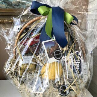 Подарочная корзина для мужчины, Подарок для учителя, Подарок для коллеги, Подарок на 23 февраля, Корпоративные подарки, Продуктовая корзина, Преферито, Preferito