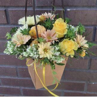 осенний букет на линейку в школу, букет для учителя купить, заказать цветы с доставкой по Москве, Букет на 1 сентября