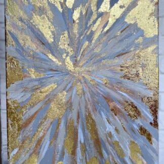 Интерьерная картина с сульным золотом купить недорого, картина, картина из сусального золота, Интерьерная картина на заказ, Купить интерьерную картину, Дизайн интерьера, Преферито, Эксклюзивные подарки для дома